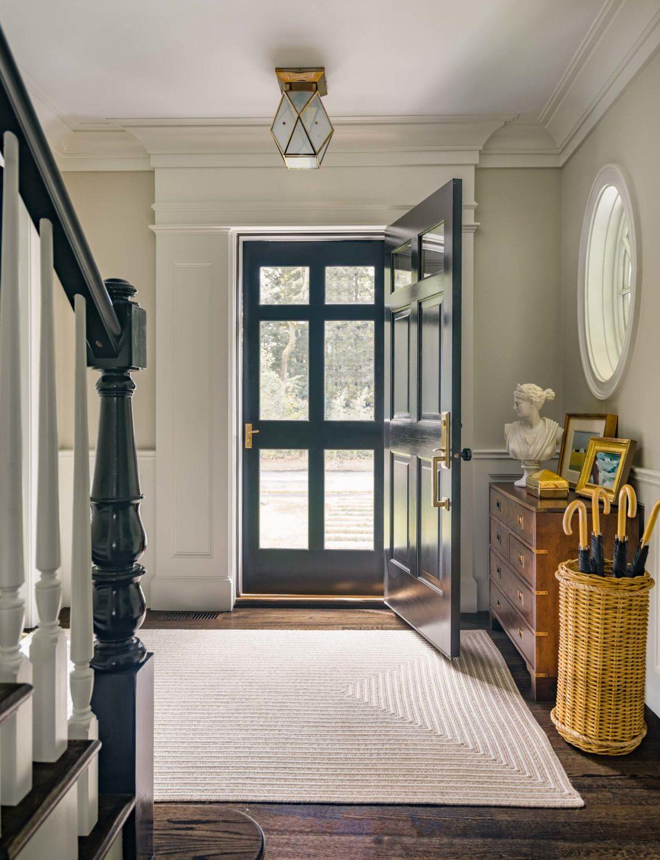 entryway-by-liz-caan-interior-design-Dover-Dr-Wellesley